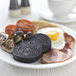 Breakfasts at the Rowan Tree Guest House, Keswick